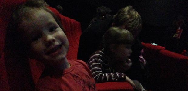 Poprvé v kině
