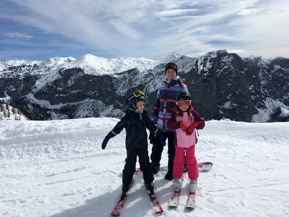 Jarní lyžovačka – Loser