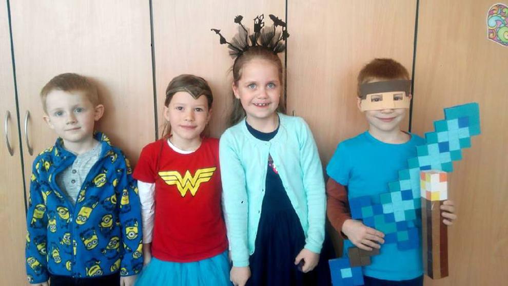 Karneval ve škole