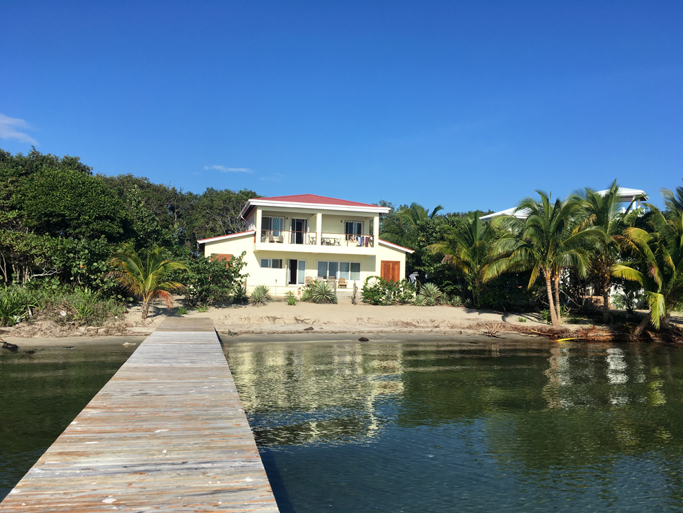 Náš nový domov – Seine Bight – Belize