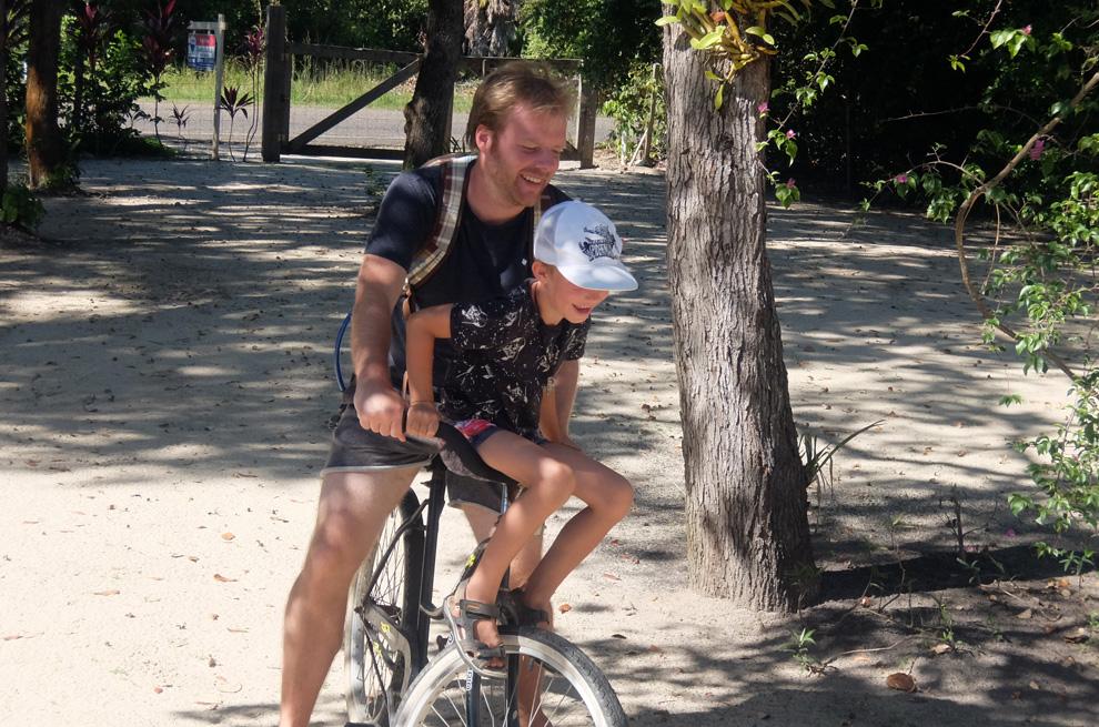 Jezdíme na kole