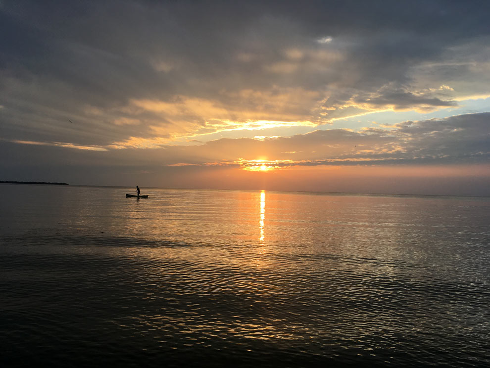 Posledních 14 dní Belize